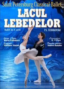 Baletul Lacul lebedelor la Timisoara