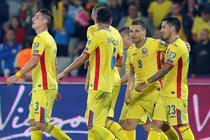 Jucatorii echipei nationale de fotbal a Romaniei