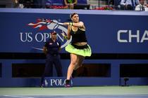 Petra Kvitova, la US Open