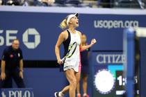Caroline Wozniacki, in semifinale la US Open