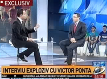 Ponta la Antena 3 in 2012