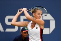 Karolina Pliskova, la US Open