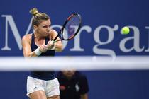 Simona Halep contra Serenei Williams, la US Open