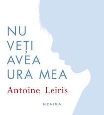 """""""Nu vei avea ura mea"""" de Antoine Leiris"""