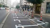 Parcari pista biciclete Calea Victoriei