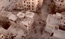 Siria - Alep, distrus de razboi