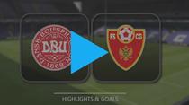 Danemarca vs Muntenegru