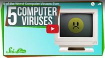 Care sunt cei mai periculosi virusi din istoria informaticii