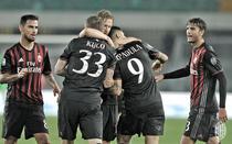 Victorie importanta pentru AC Milan