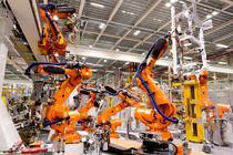 Roboti la fabrica MINI