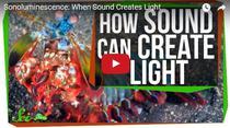 Principiile sonoluminiscentei