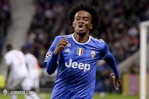 Cuadrado aduce victoria lui Juventus