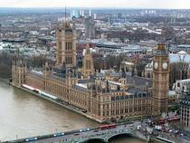 Palatul Westminster, sediul Parlamentului britanic