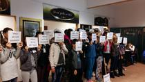 Protestul de la Pitesti