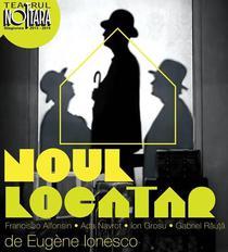 """Noul locatar"", de Eugene Ionesco"