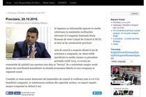 Blogul lui Alexandru Petrescu