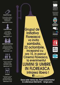 Proiectie Film Parcul Floreasca