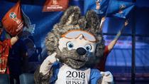 Lupul Zabivaka, mascota CM 2018