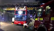 Accident la Londra