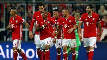 Bayern, victorie cu Monchengladbach