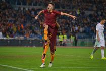 Victorie categorica pentru AS Roma