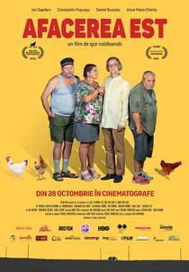 Afacerea Est, regia Igor Cobileanski