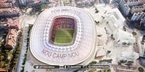 Proiectul noului stadion Camp Nou
