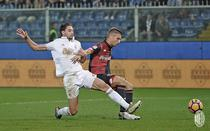 Milan, infrangere cu Genoa