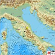Nou cutremur in Italia