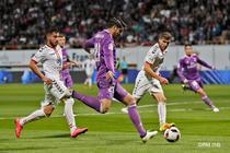 Morata a inscris doua goluri pentru Real Madrid