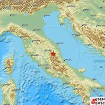 Cutremur puternic in Italia