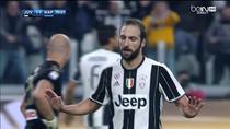 Higuain nu s-a bucurat dupa golul inscris contra lui Napoli