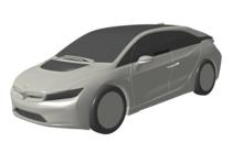 Schita patent model BMW i