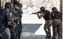 Militari irakieni, in pregatire pentru lupta anti-ISIS