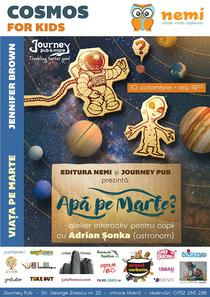 COSMOS KIDS: Apa pe Marte?