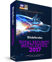 Suita de solutii Bitdefender 2017