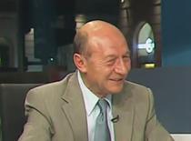 Traian Basescu la B1