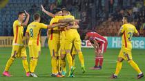 Romania, victorie cu Armenia