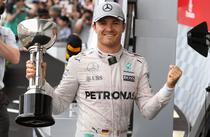 Nico Rosberg, castigatorul Marelui Premiu al Japoniei