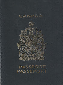 Pasaport canadian