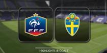 Franta vs Suedia