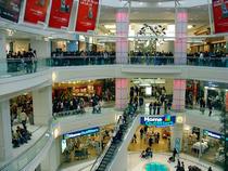 Intr-un mall
