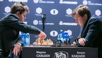 Carlsen vs Kariakin