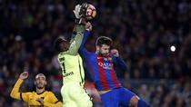 Barcelona, remiza cu Malaga (0-0)