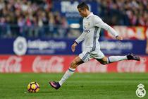 Cristiano Ronaldo, hat-trick in partida cu Atletico Madrid