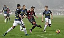 Suso, dubla pentru AC Milan