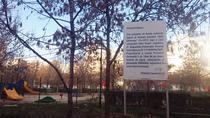Parcul Emil Garleanu - noiembrie 2016