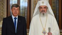 Valery Kuzmin si Patriarhul Daniel