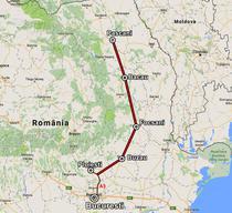 Drumul de mare viteza spre Moldova