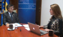 """Mircea Dumitru la sesiune online """"De vorba cu Ministrul tau"""""""